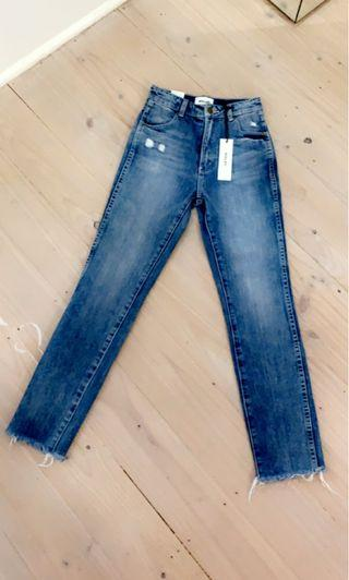 Rollas Slim Leg jeans