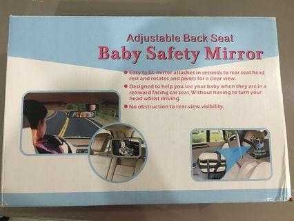 🚚 Baby safety mirror