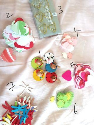 Assorted Craft Items