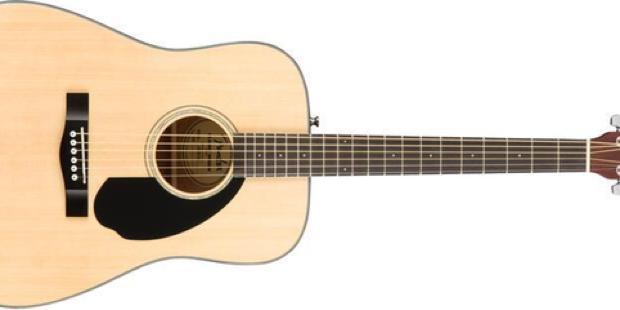 民謠吉他 木吉他 fender cd60s 全新贈送全套配件