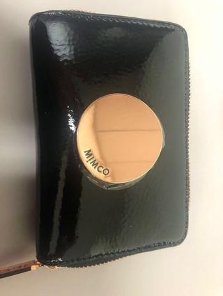 Mimco Waver Petite Leather Wallet