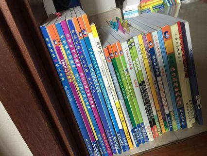 Primary School Chinese Composition Guide Books