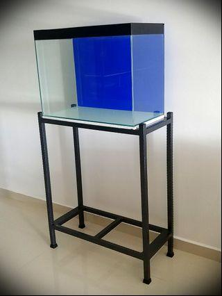 Fish tank and rack
