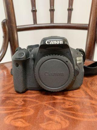 🚚 Canon 600D / Rebel T3i