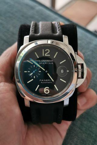 Officine Panerai Luminor Marina 104 not rolex luxury