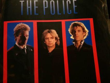 """The Police Don't stand too close 12"""" Inch Vinyl"""