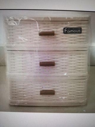 multi grid storage box