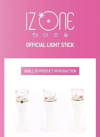 iZONE - Official Lightstick