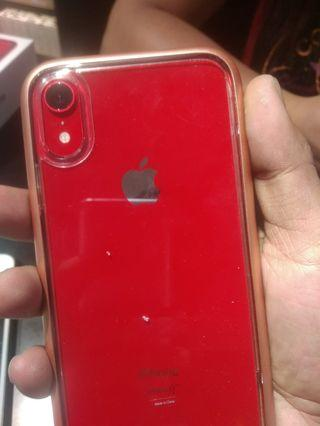iPhone Xr 256 red