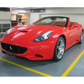 09 FERRARI CALIFORNIA