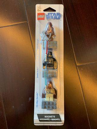 Star Wars LEGO magnet 星球大戰 磁石 樂高
