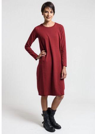 Labo.Art Abito Stilo Jersey Dress Tulip Skirt