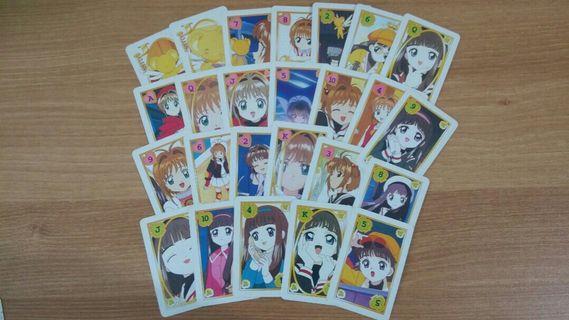 Comic fans百變小櫻卡牌