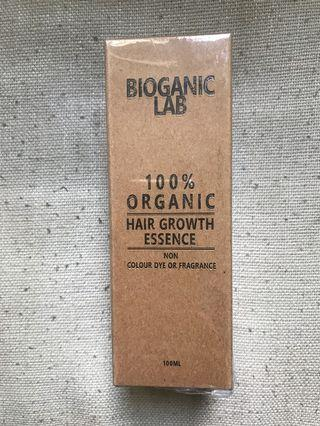 Bioganic Lab 的 100% organic 生髪精華