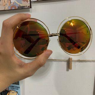 🚚 霓虹色的太陽眼鏡