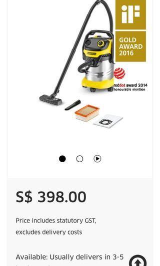 Vacuum  Cleaner WD5.500M