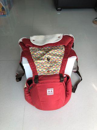 Todbi Air Motion Blossom Hipseat