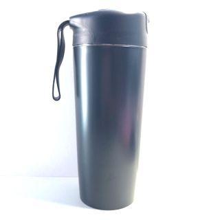 [BNIP] Black Non-Slip, Suction Thermal Flask/Tumbler