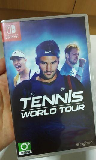 Sell or trade Nintendo Tennis world tour
