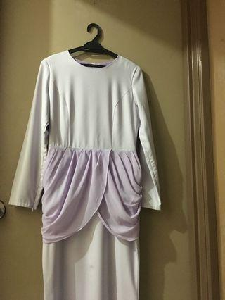 Bride Long Dress