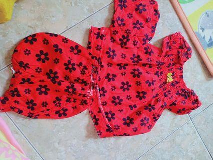 Baju bayi 1-6 bln