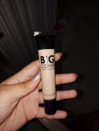🍯 focallure big cover liquid concealer