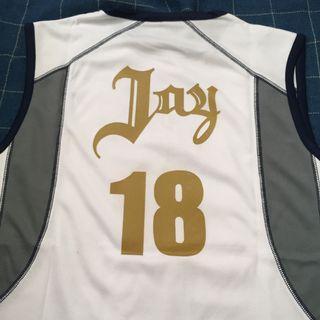 BN Jay Chou 周董 周杰倫 Incomparable World Tour Basketball Jersey (phantaci)