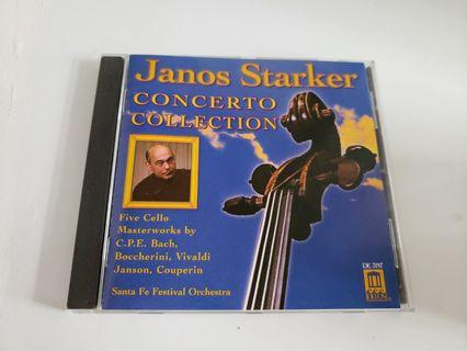 janos starker 美版cd
