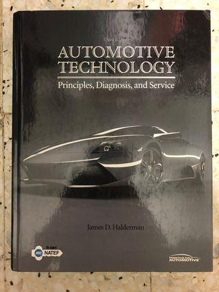 Automotive Technology: Principles, Diagnosis and Service (Third Edition)