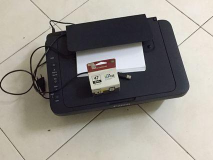 Canon Printer E400