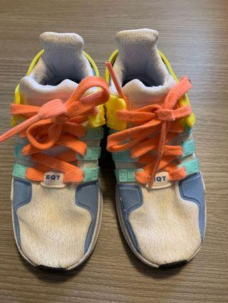 Adidas EQT toddler shoes