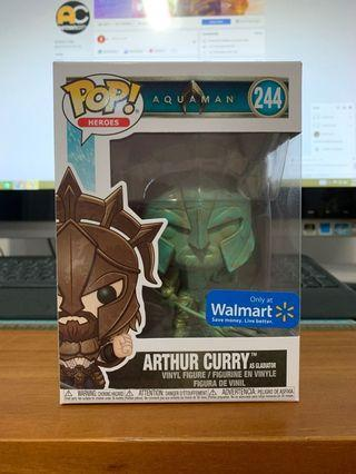 🚚 Funko Pop Aquaman - Arthur Curry 244 Walmart