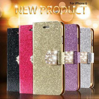 IPHONE MAGNETIC CASE DIAMOND