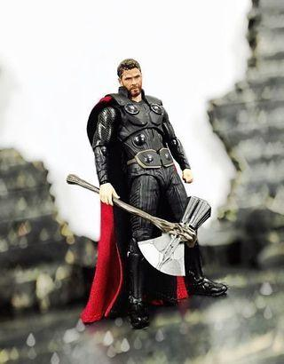SHF Thor 全新 末開 雷神 Banbai S.H.Figuarts Marvel Avengers Infinity War復仇者聯盟 無限之戰 魂Shop
