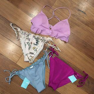 Bikinis mix