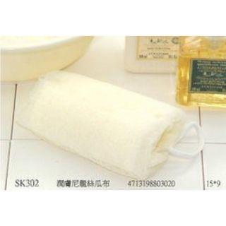 🚚 【KEYTOSS 詰朵斯】潤膚 尼龍 去角質 絲瓜布 SK302 皂袋