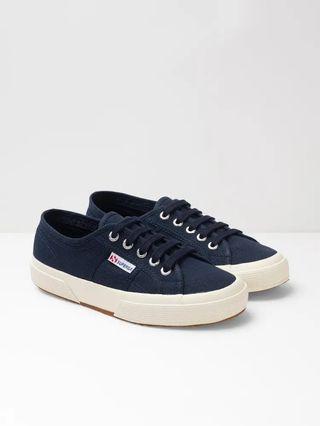 Superga navy sneakers eu 39.5