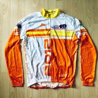 F2P Long Sleeve Men's Cycling Jersey