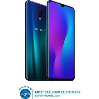 🚚 Oppo R17 Ambient Blue 128GB