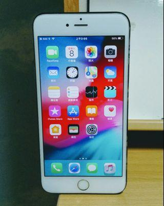 93% New Iphone 6s Plus 64G Silver 銀色