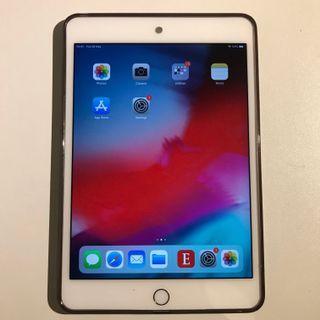 iPad Mini 4 16GB WiFi 2015 Gold w/ new 3rd party battery