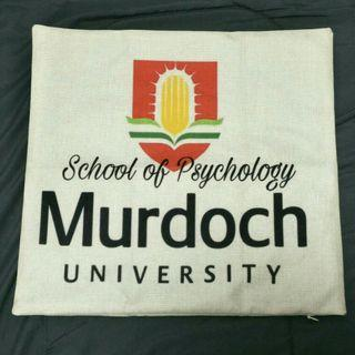 PERSONALISED CUSHION COVER MURDOCH UNIVERSITY PSYCHOLOGY