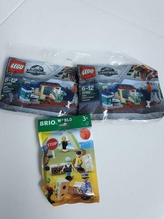 🚚 Lego Jurassic World