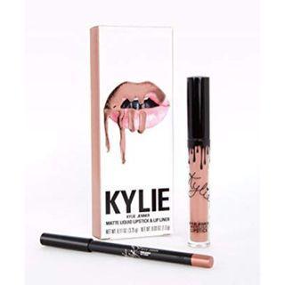 Kylie Cosmetics Maliboo Lip Kit - 100% Unused and New