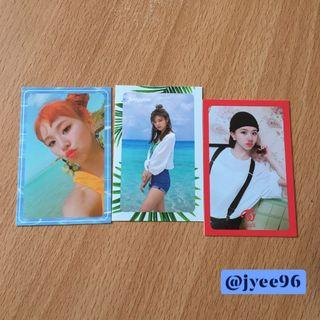 [WTT/WTS] Twice Official Photocard