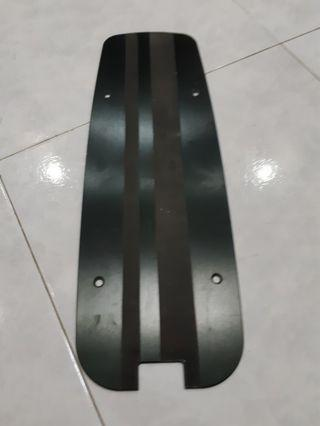 Go-Board electric scooter deck top cover