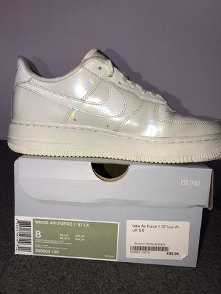 NIKE AIRFORCE1 '07 LUX