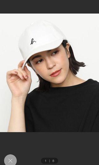 小b帽子 Agnes b.棒球帽 帽子
