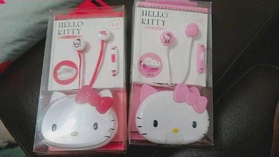 Kitty 耳機🎧
