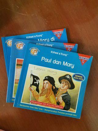 Children Books - Peter & Jane/ Paul & Mary / Stories Books